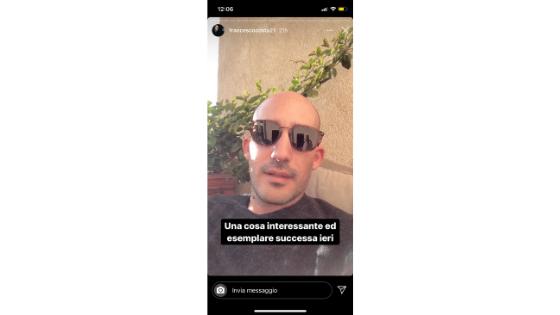 Giornalisti su Instagram - Francesco Costa