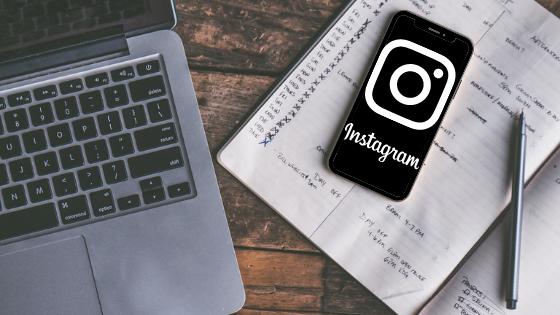 Giornalismo su Instagram
